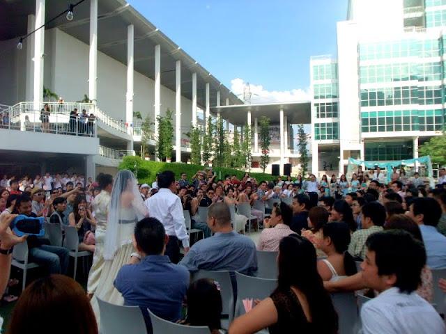 Max+Faith 12345 Love Day at Taylor's University