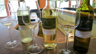 Strewn Terroir Fumé Blanc 2013 from VQA Niagara-on-the-Lake, Niagara Peninsula, Ontario, Canada (90 pts)