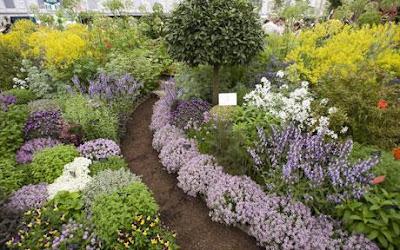 landscape gardening ideas large garden