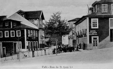 Rua D. Luís 1º