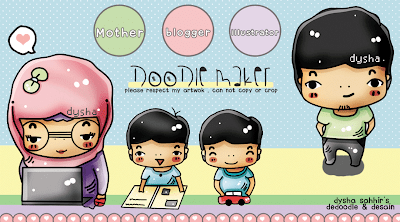 !◕ Dysha Sahhir ◕! (Doodle Maker)