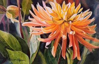 Acuarelistas Famosos de Flores Pinturas