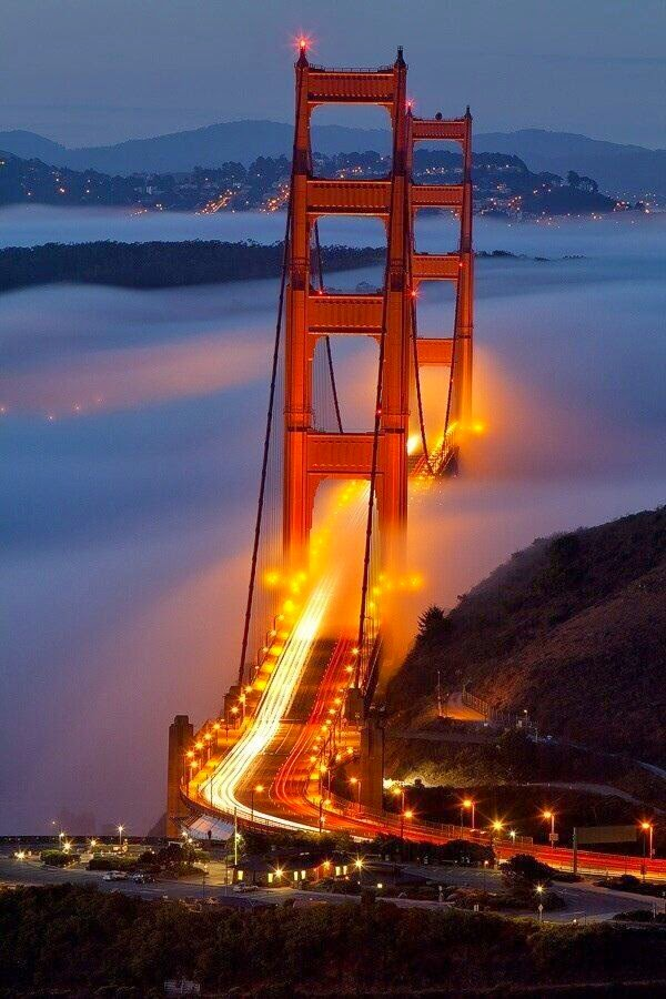 Golden Gate Bridge, San Francisco , USA