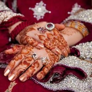 Arabic Mehndi Designs For Bridal