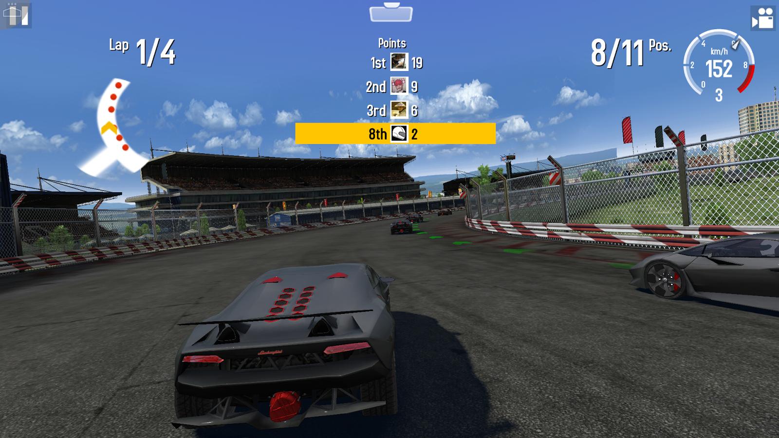 Real Racing 2 на андроид скачать бесплатно   Real