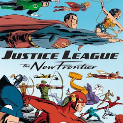 Poster Justice League: The New Frontier 2008