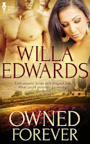 <i>OWNED FOREVER</i><br>By Willa Edwards
