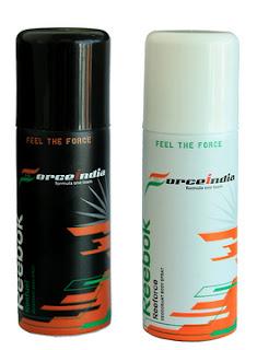 reebok force deodorant