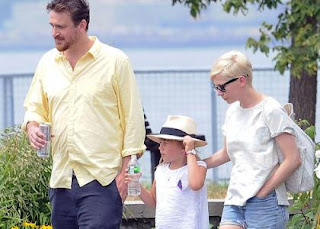Michelle Williams: Back in Brooklyn with Jason & Matilda » Gossip | Michelle Williams