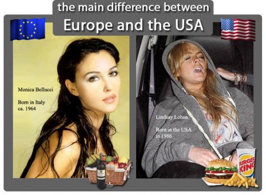 Europe vs. USA