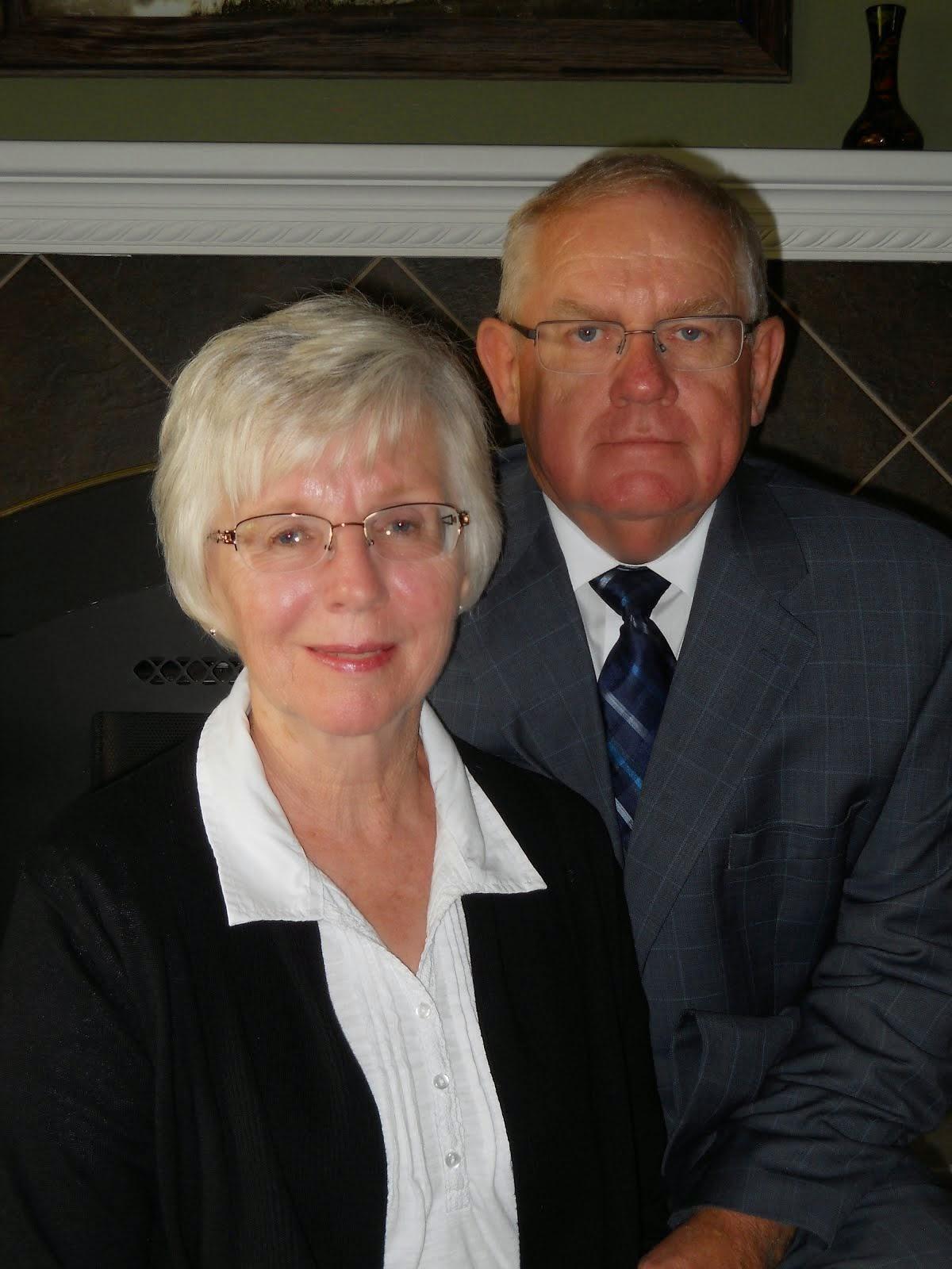 Elder & Sister Taylor