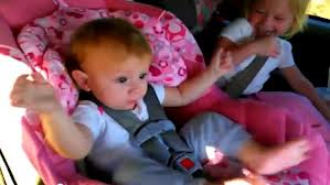 A Baby Dance On Gangnam Style Song