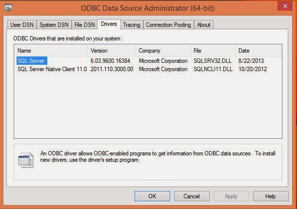 Microsoft Excel 2007 Odbc Driver 32 Bit Download