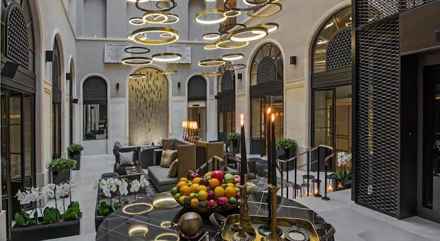 10 Karaköy Istanbul Lobby & Reception