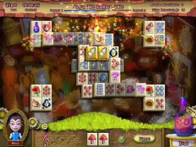 Download Alice's Magical Mahjong