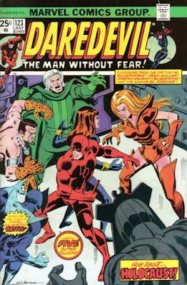 Daredevil #123