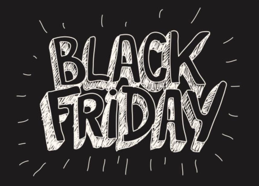 Black Friday en los videojuegos