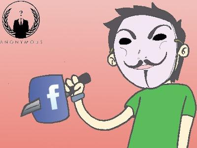 anonymous atacará facebook el 28 de enero 2012