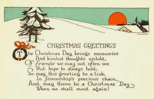 Best Short Christmas Poems For Family