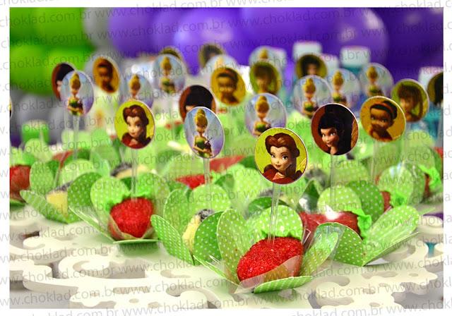 Festa Tinker Bell   Amanda 2 Aninhos