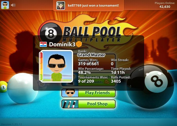 free downloads 8 ball pool games