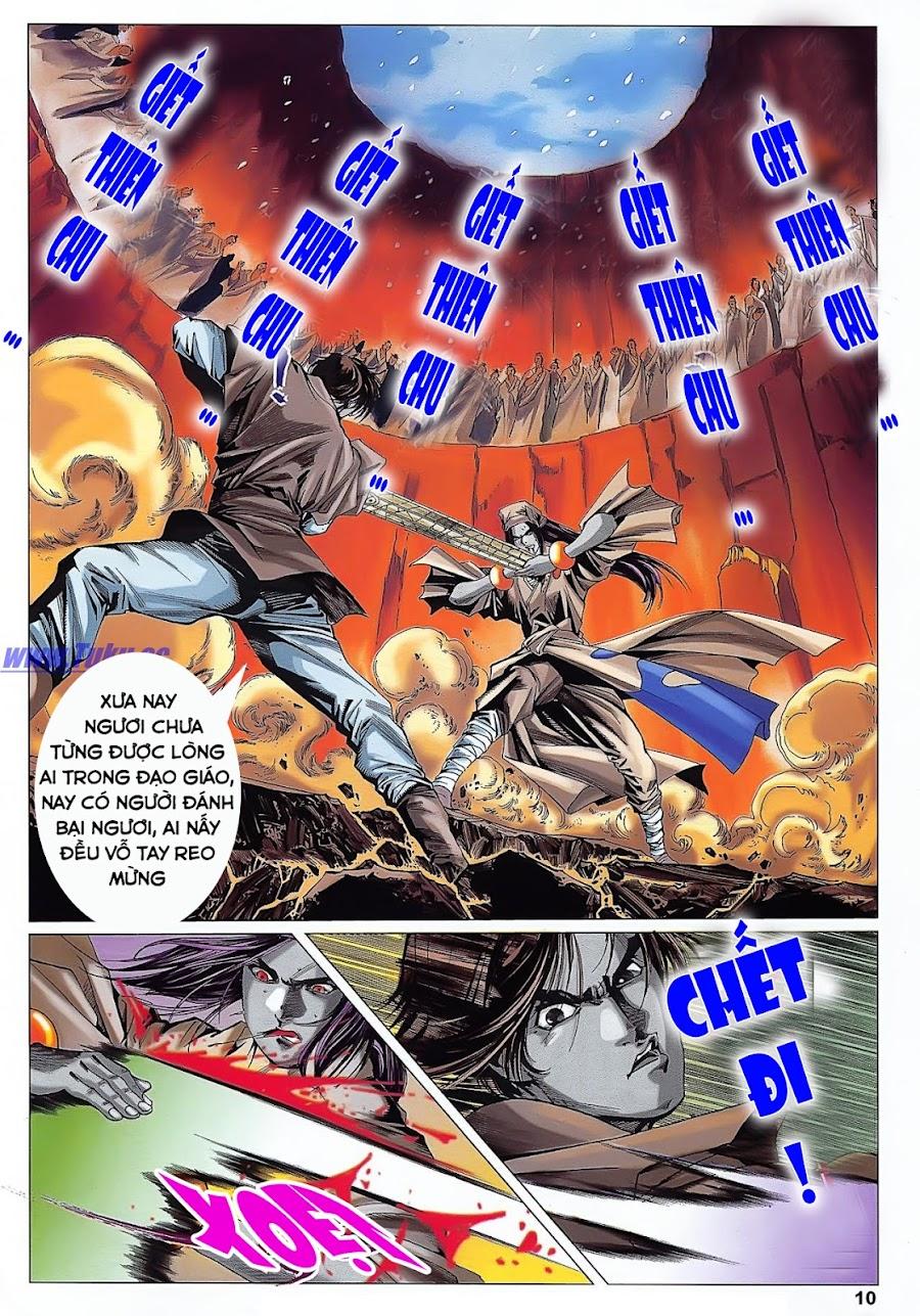 Lục Đạo Thiên Thư chap 33 - Trang 10