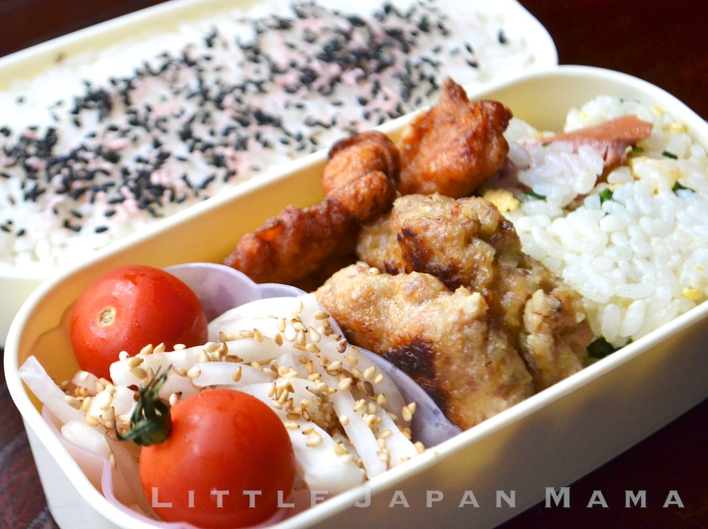 little japan mama how to make super easy japanese bento lunches. Black Bedroom Furniture Sets. Home Design Ideas
