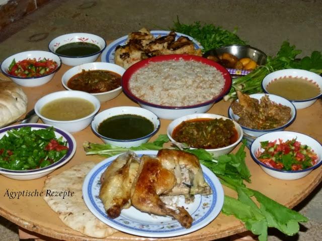 Ägyptische Rezepte: Über mich