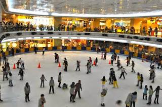 Sky Rink Ice Skating Mall Taman Anggrek