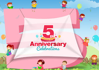 Firstcry : Celebrating its 5th Anniversary where you can Avail high discounts On buy Baby Care Products starting at Rs.1 only