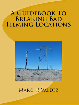 """A Guidebook To Breaking Bad Filming Locations"" Coming Soon"