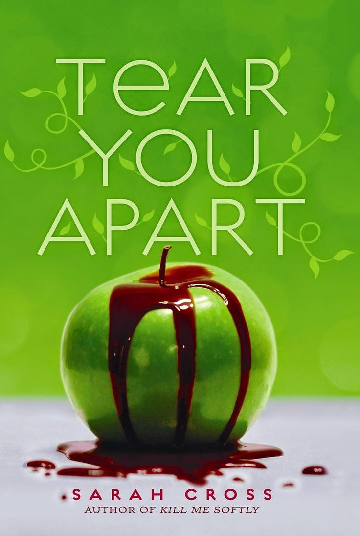 tear you apart by sarah cross book cover