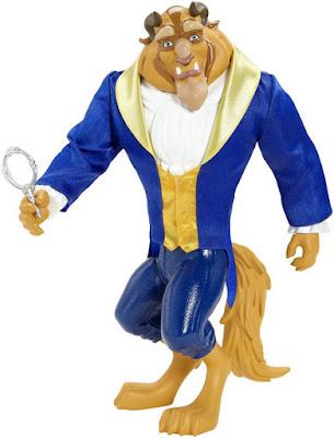 TOYS : JUGUETES - DISNEY Signature Collection  Bestia : La Bella y la Bestia | The Beast | Muñeco - Figura  Producto Oficial 2015 | Mattel CDN96 | A partir de 3 años  Comprar en Amazon España & buy Amazon USA