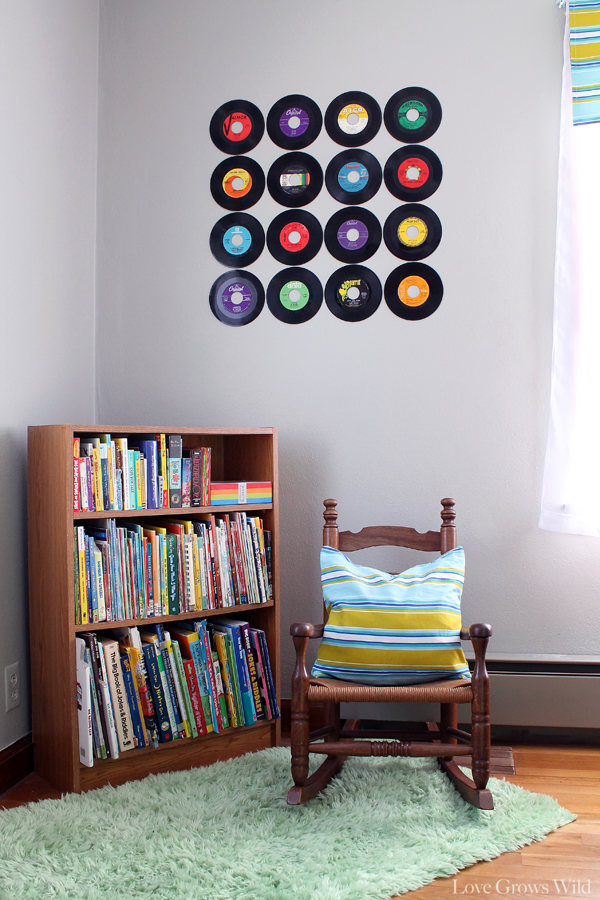 Superb How to Create a Record Wall