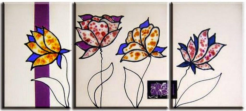 Cuadros modernos pinturas y dibujos 20 cuadros for Imagenes de cuadros abstractos rusticos