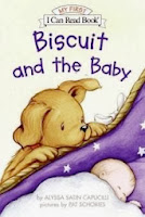 bookcover of BISCUIT AND THE BABY  by Alyssa Satin Capucilli