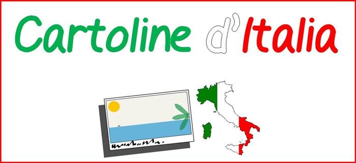 """Progetto """"Cartoline d'Italia"""""""