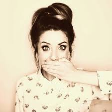 When I grow up I want to be Zoella