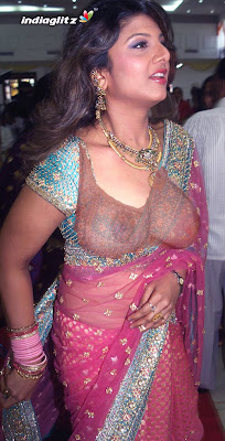 Well Rambha fully nude her boobs the same
