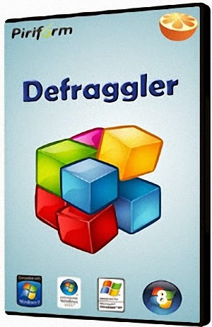Defragmentation utility that allows you to defrag your entire hard drive