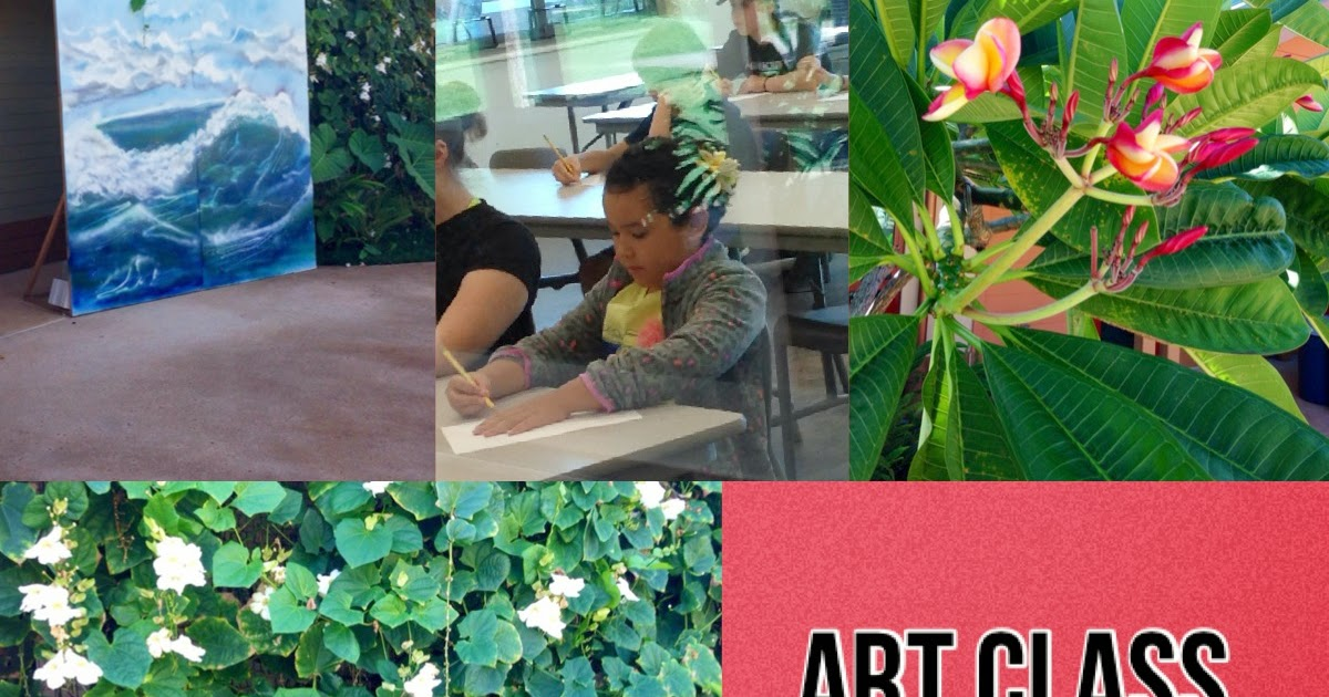 Children's Art Classes on Oahu