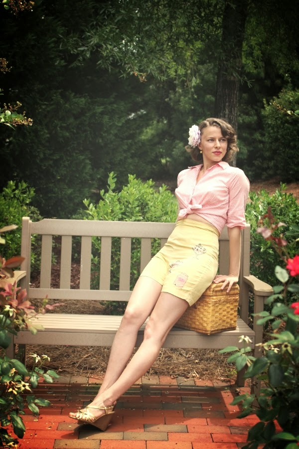 Retro Pinup Fashion #1950s #pinup #fashion #vintage