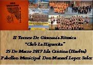 II Torneo de Gimnasia Ritmica Club La Higuerita