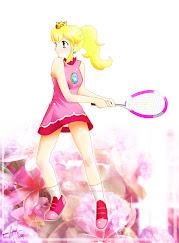 Jugando Tennis -^^-