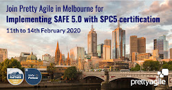 Implementing SAFe, Melbourne, 11th February