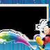 Bingkai Foto Mickey Mouse 00027