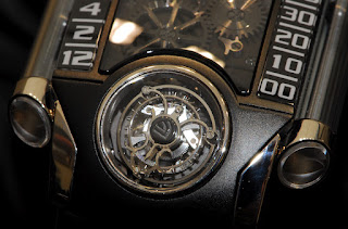 Tourbillon volant Calibre FLY11 Christophe Claret