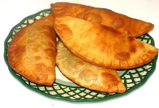 Recetas de empanadas de yuca