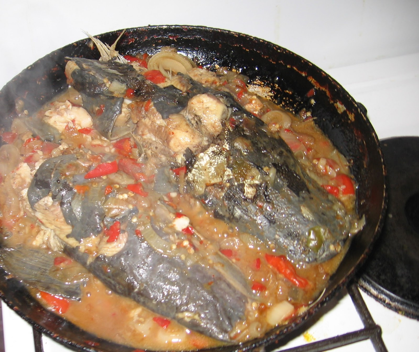 how to prepare fresh catfish