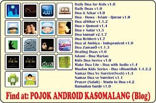 APK Dua Islami